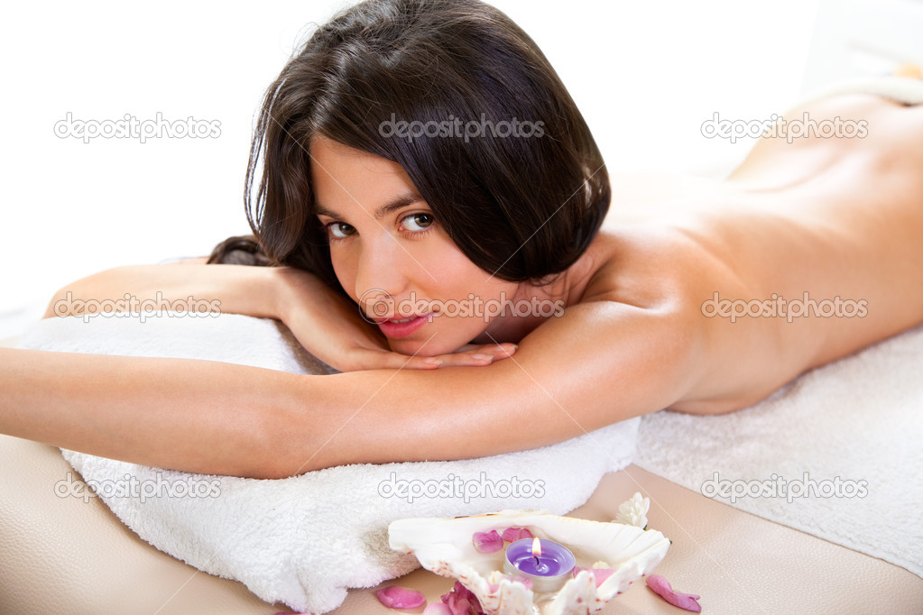 Красивые девушки и массаж фото 458-38