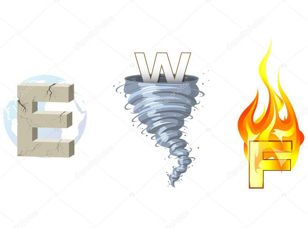 Earth, wind, & fire