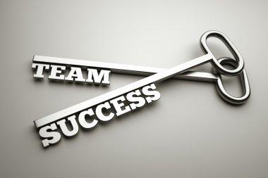 Team keys