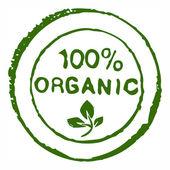 Sto procent ekologické razítko