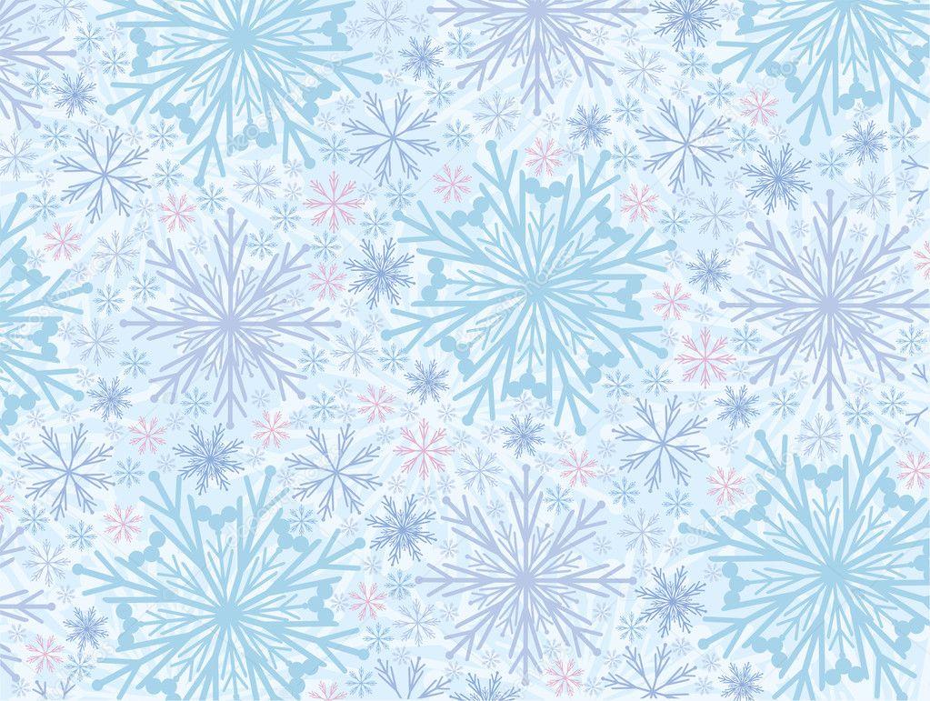 abstrakte Schnee wallpaper — Stockvektor © Natuska #8560529