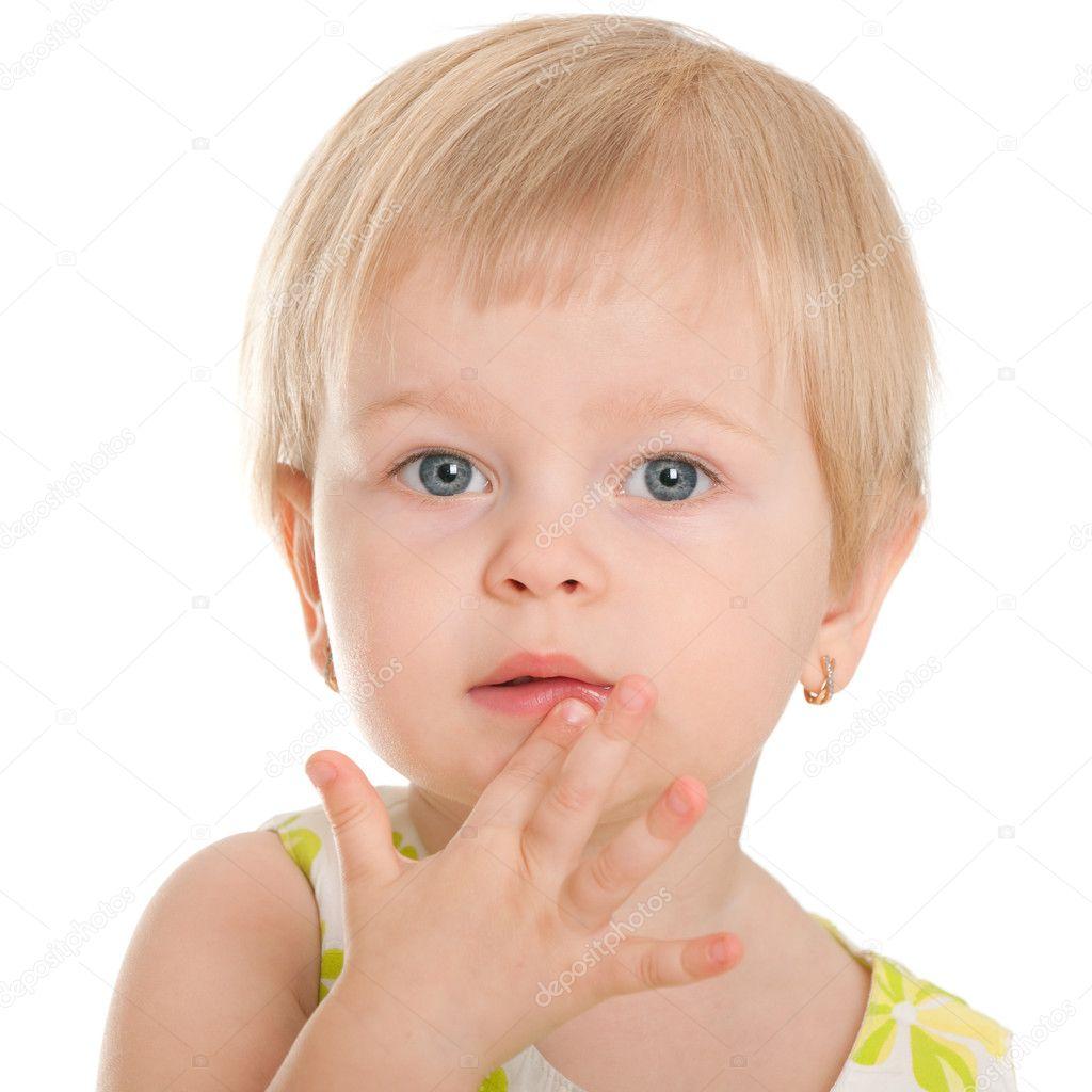 barnfrisyrer tjej