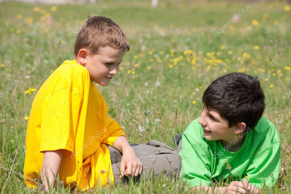 Как Знакомить С Мальчиками