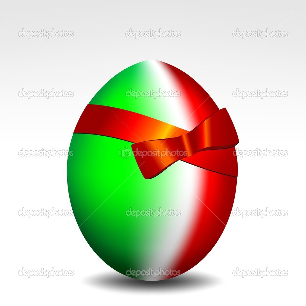 Happy easter italy stock vector letyg84 8895782 easter egg background with the colors of the italian flag vector by letyg84 kristyandbryce Gallery