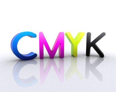 CMYK - 3D