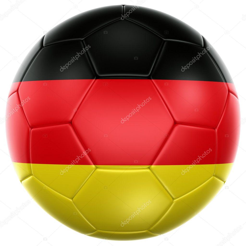 О футболе на немецком