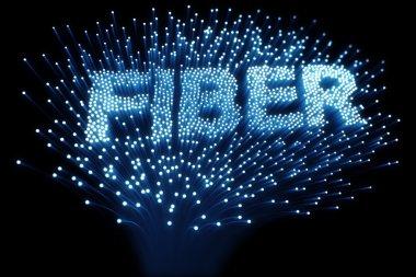 Fiber optic - fiber