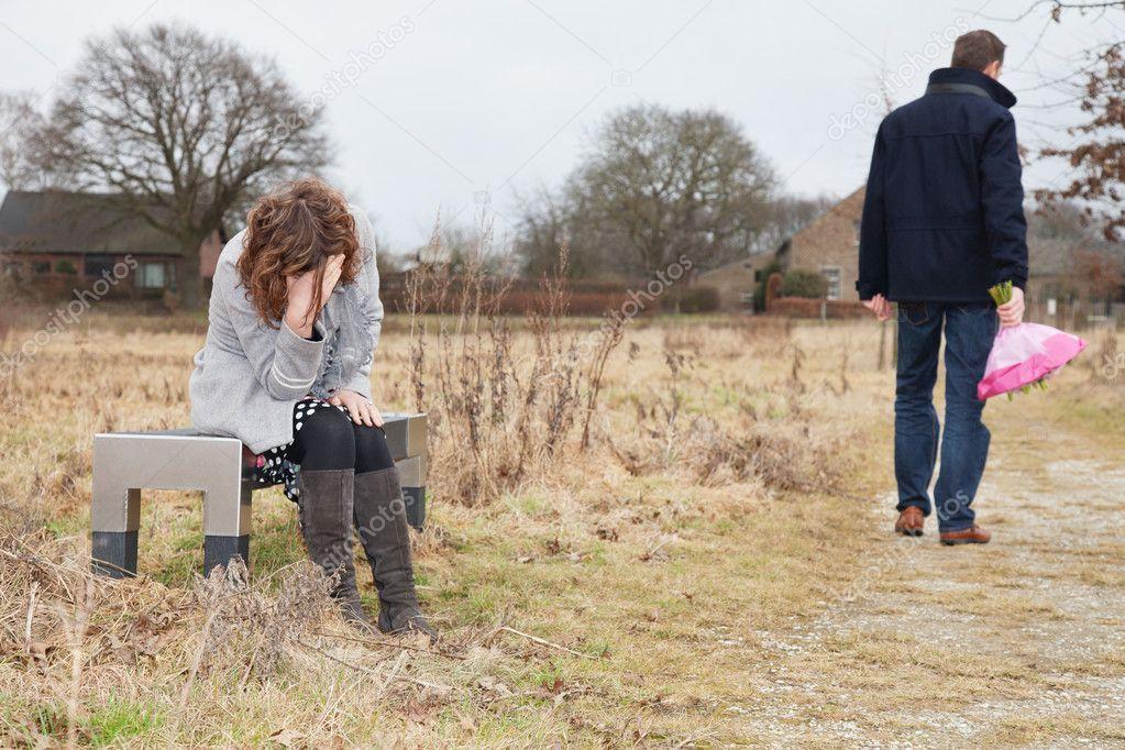 Couple In Despair