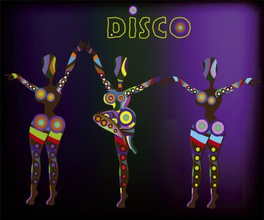 Disco - bstract from different elements