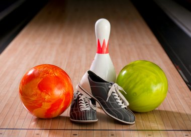 Bowling composition