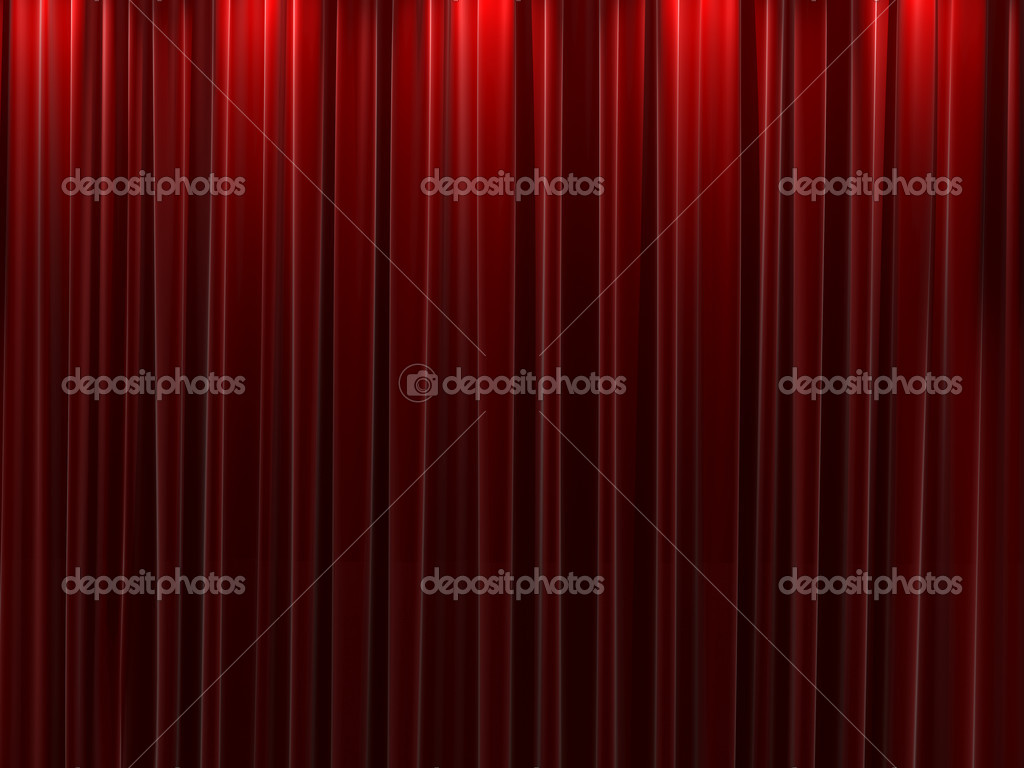Red velvet curtains background — Stock Photo © arquiplay77 #8198722 for Velvet Curtains Background  53kxo