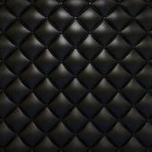 fekete bőr kárpitozás textúra