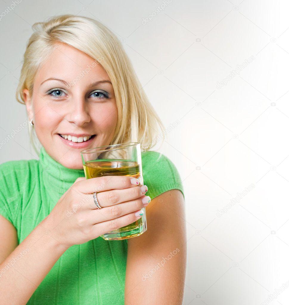 Блондинка в соку фото фото 582-546