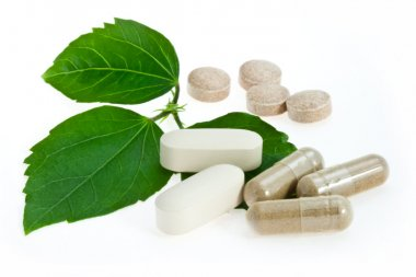 Natural pills