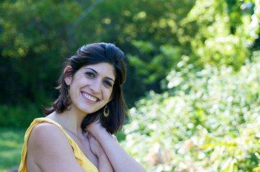Smiling Jewish Woman