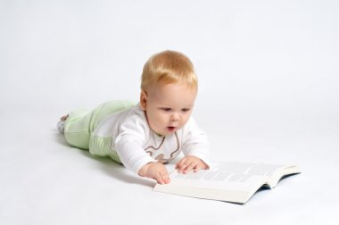 Smart Baby reading