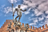 Photo Statue of Neptune