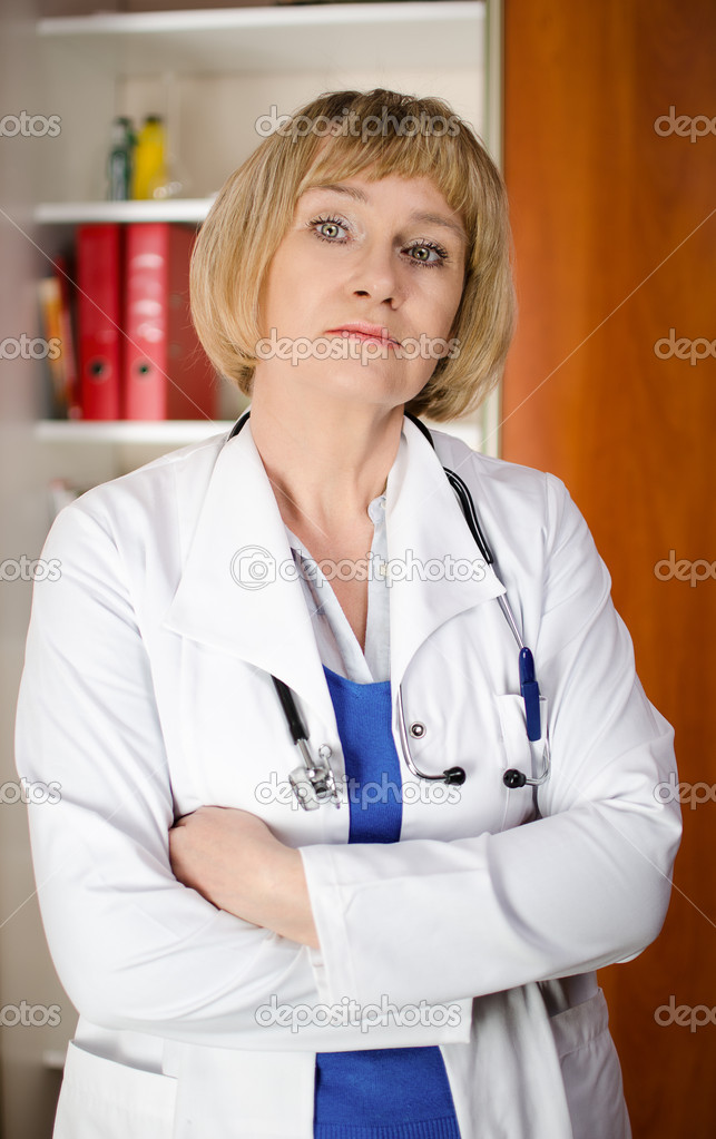 фото у женского врача