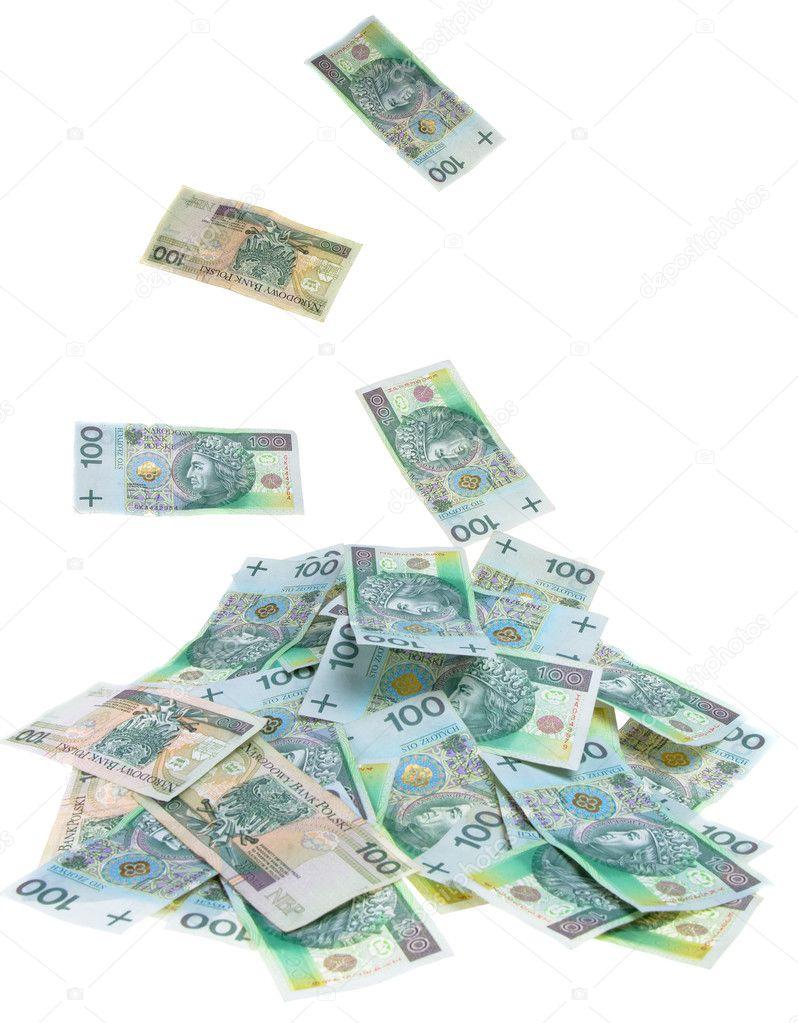 Cash - let it rain