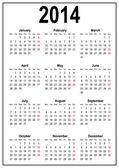 Fotografie kalendář 2014