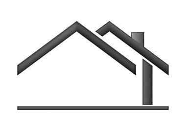 House sign logo
