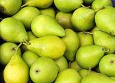 zelené hrušky