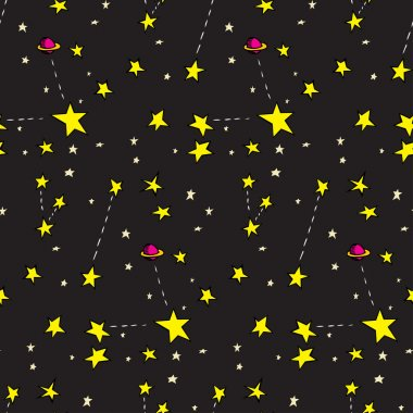 Seamless Stars and Planets