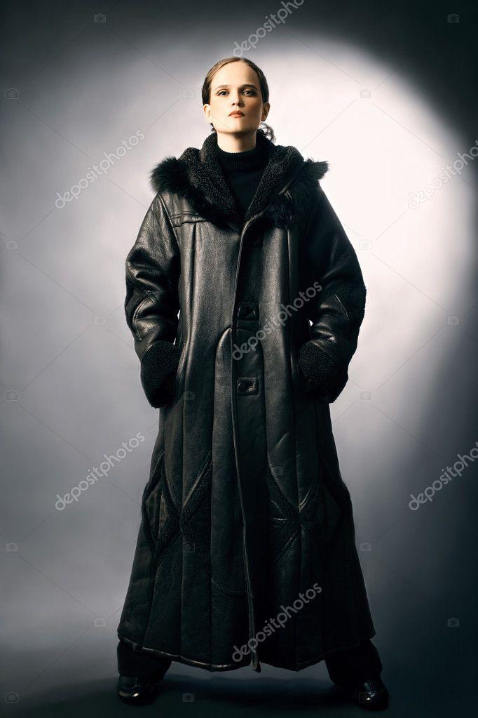 © Inverno Moda Vestiti — Alenavlad Stock 8750733 Montone Foto Cappotto fq0Uw5xa