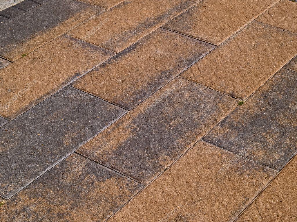 Dettagli di pietra piastrelle da giardino u foto stock ronyzmbow
