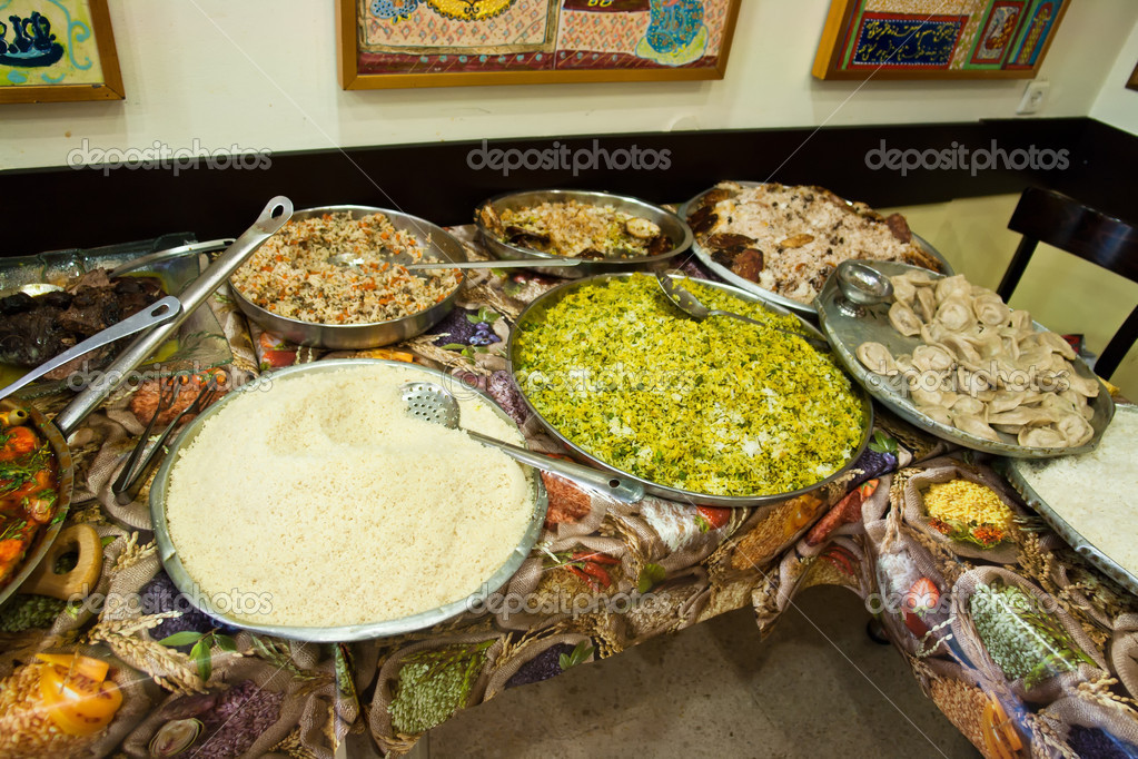 Image result for nice rich food arab