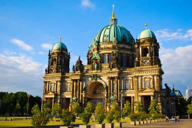 Berliner Dom - evangelical cathedral in Berlin, Germany