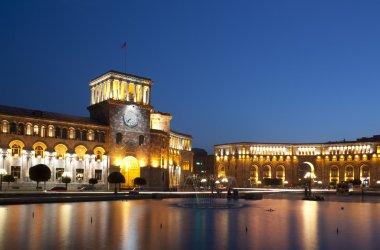 Yerevan, Republic square