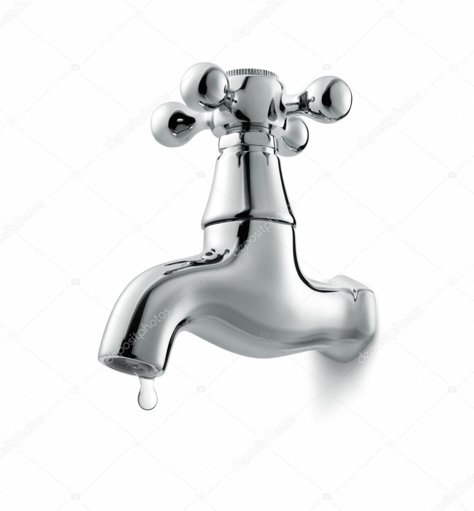 Leaking Tap — Stock Photo © ifong #9157650