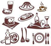 Lebensmittelsymbole festgelegt