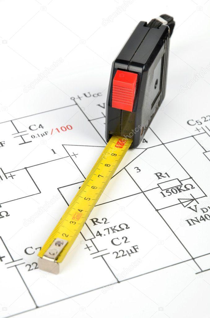 Tape Measure Diagram Trusted Wiring Diagram