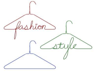 Message hangers