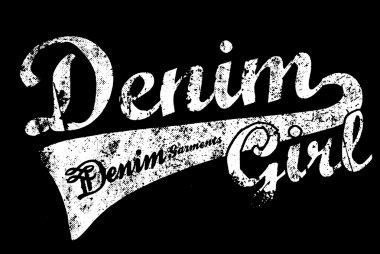 Denim girl