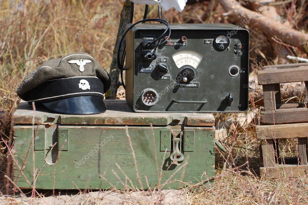 Radion under andra världskriget