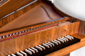 Cembalo klávesnice