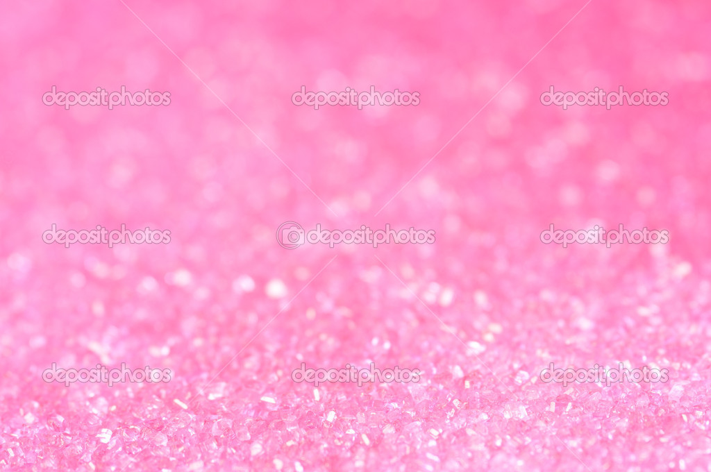 Pink sugar sparkle