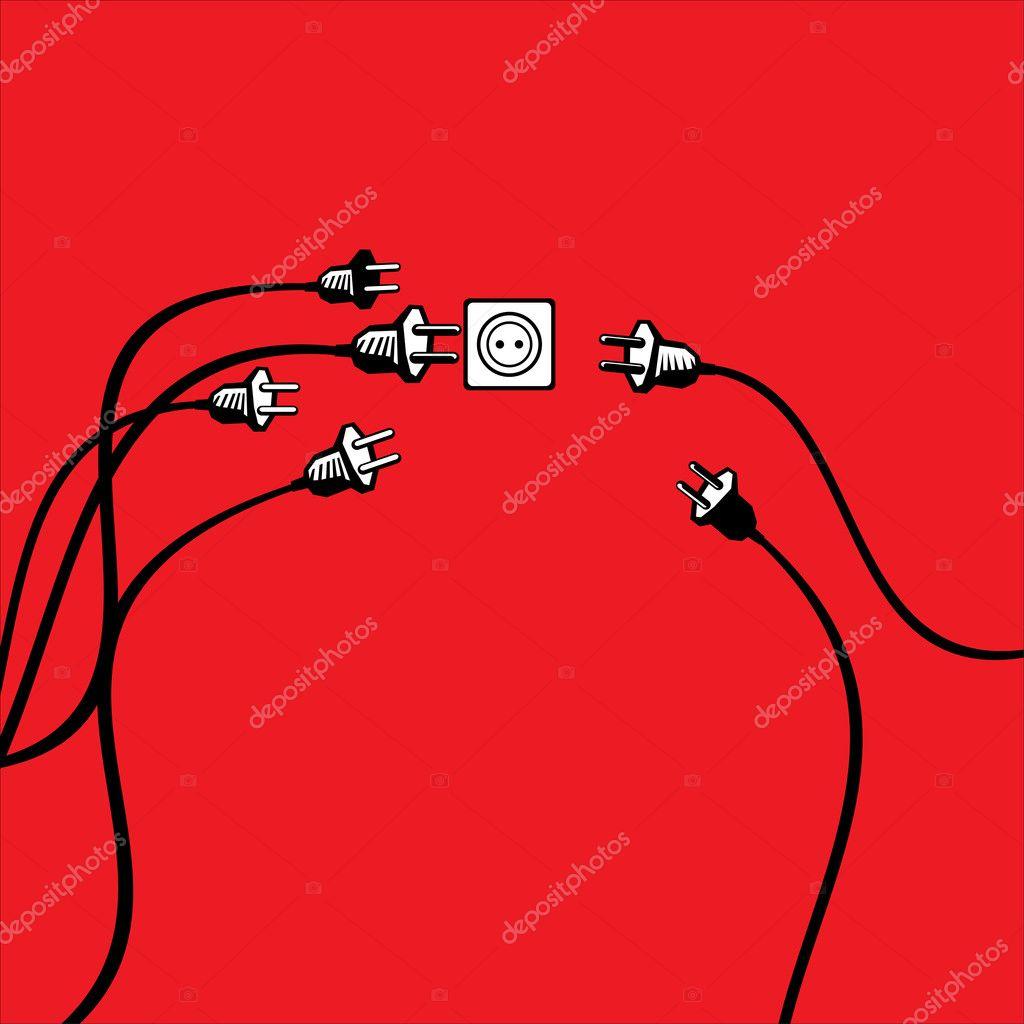 Plugs and socket