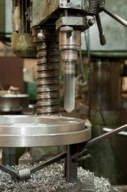 Metal drill