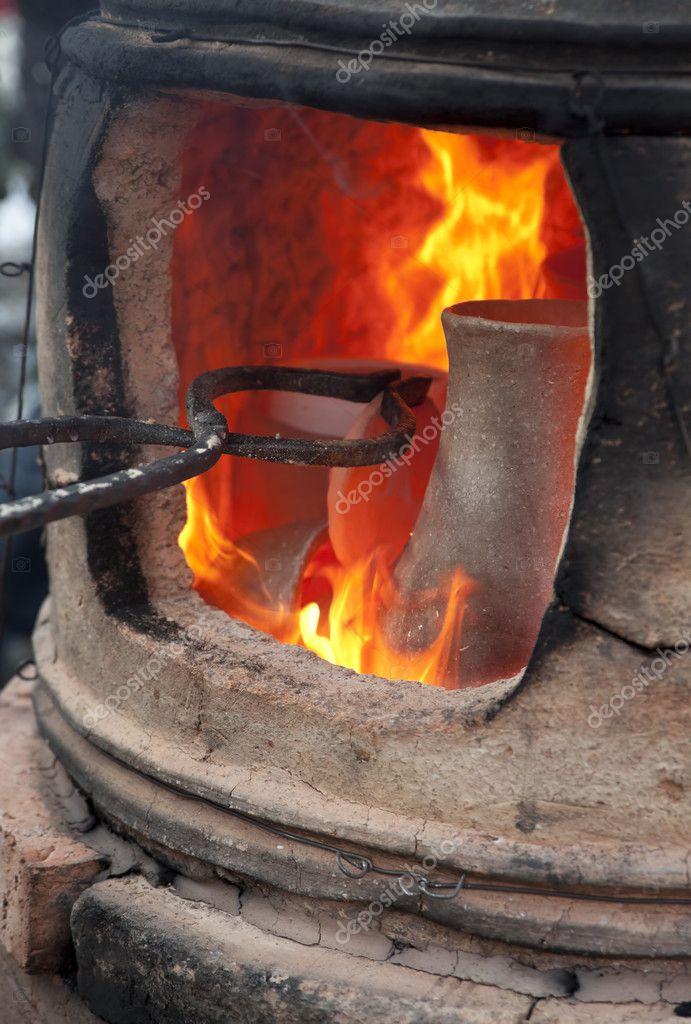 Horno de cer mica foto de stock maurus 8570864 for Horno ceramica precio