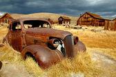 Fotografie Rusty Old Car