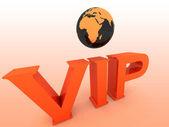 Photo VIP globe