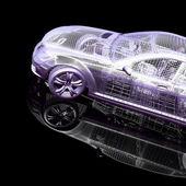 Fotografie Model car