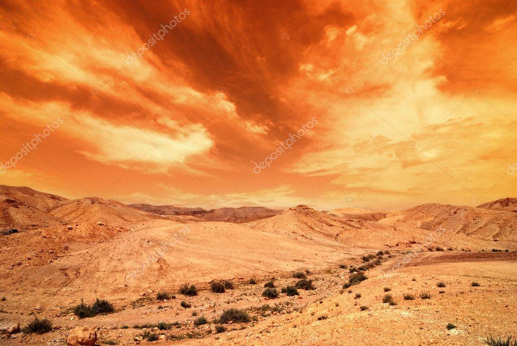 Judean desert