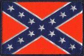 Fotografia Bandiera confederato dichiara dellamerica