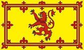 Photo Flag of scotland