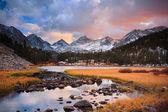 Fotografie horská krajina